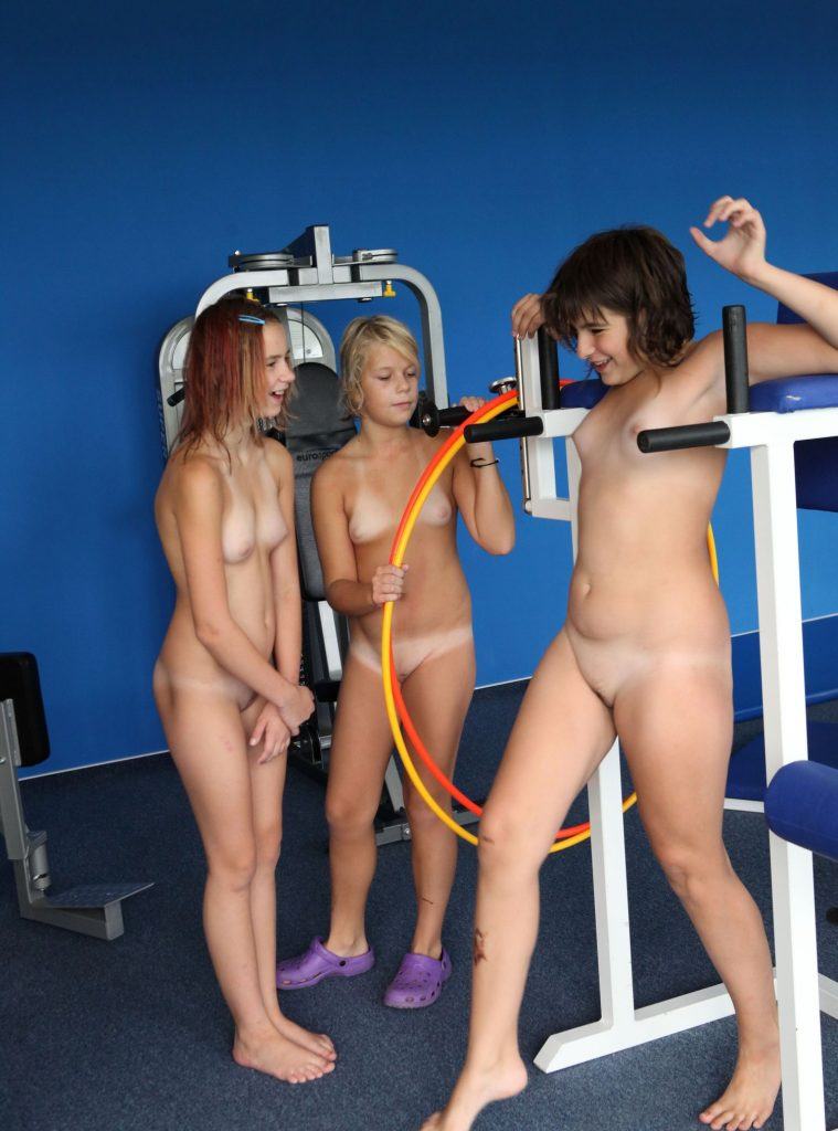 Healthy Fitness Gym pt1