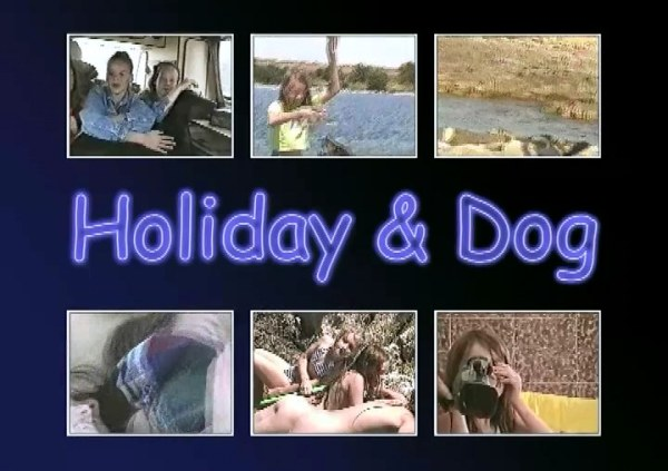Holiday & Dog