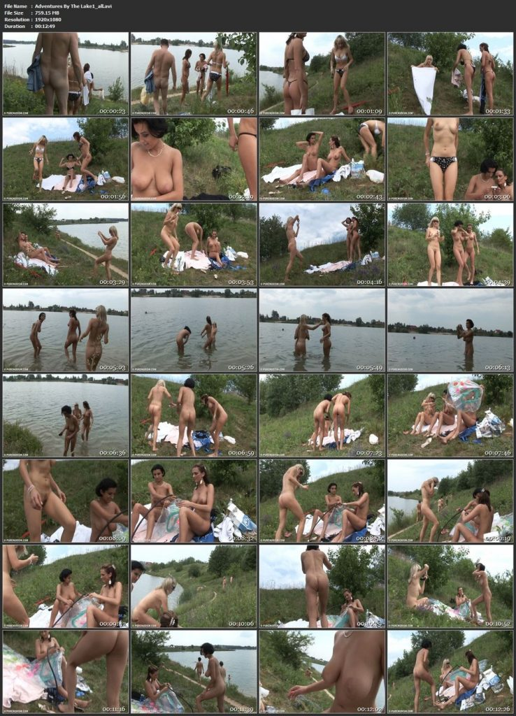 Adventures By The Lake pt1