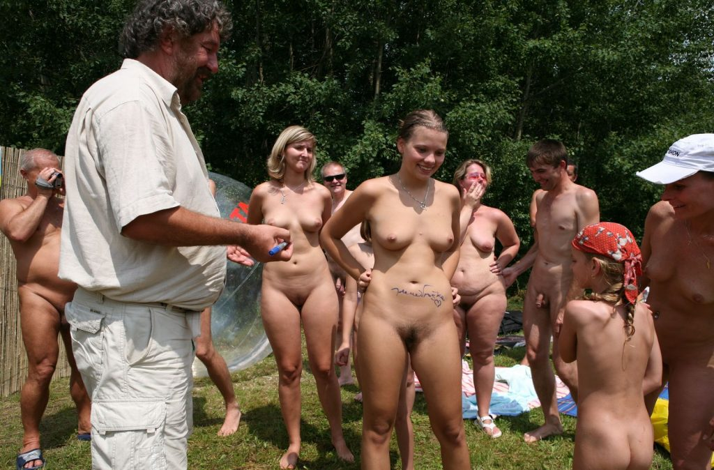 Outdoor Nude Fields pt26
