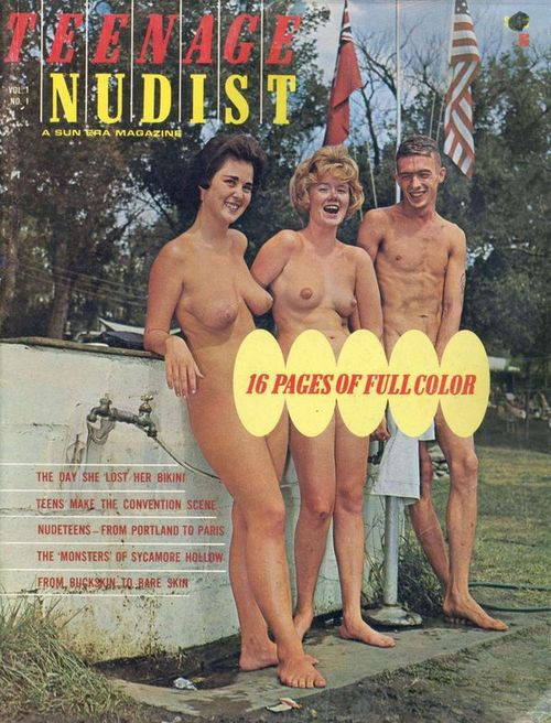Teenage Nudist Nr.1