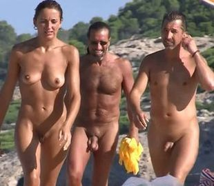 Nude Euro Beaches 16