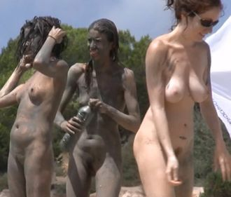 Nude Euro Beaches 24