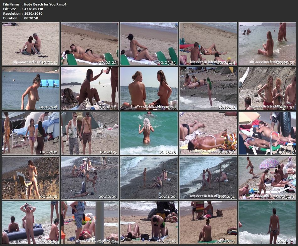 Nude Beach for You 7