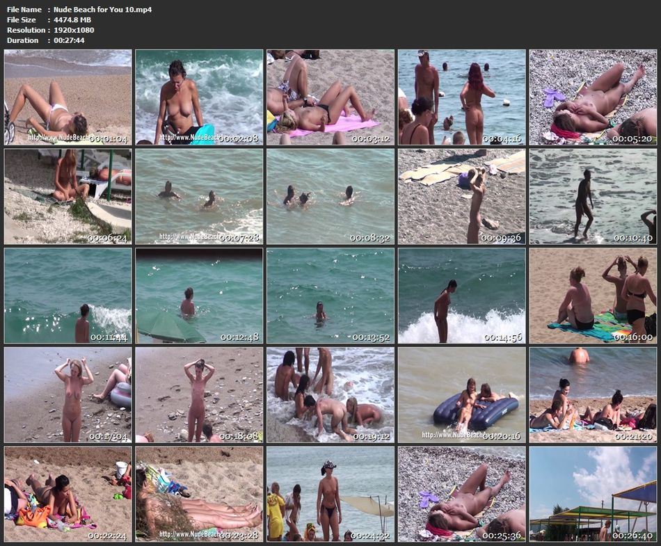 Nude Beach for You 10
