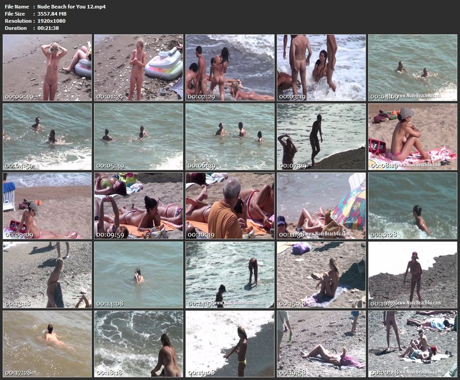 Nude Beach for You 12