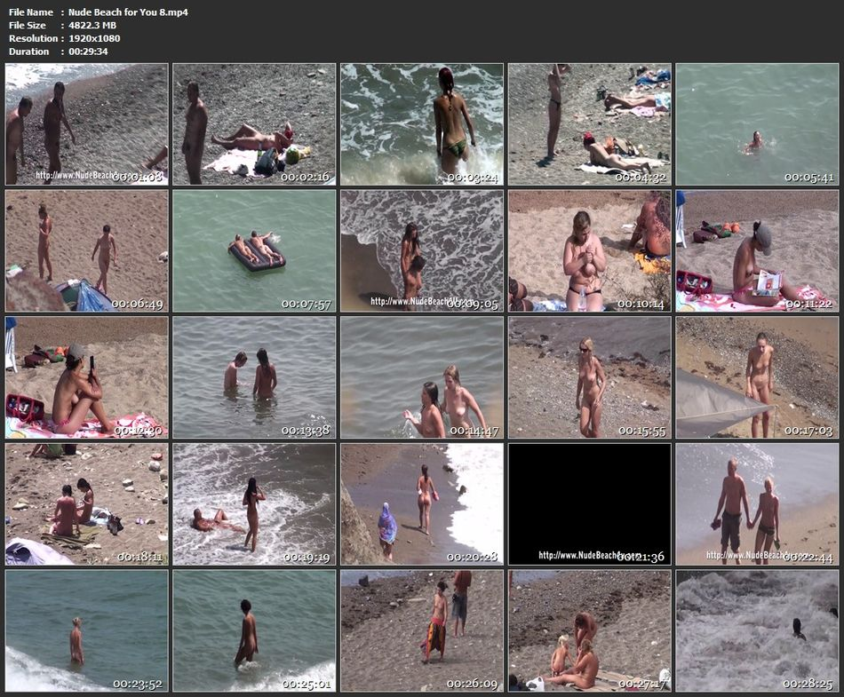 Nude Beach for You 8