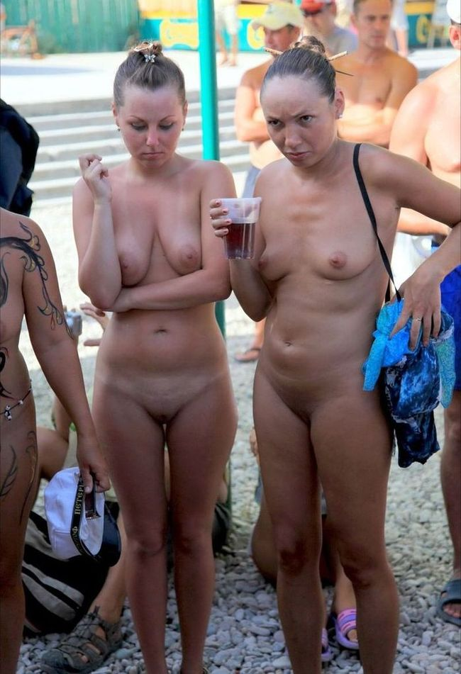 Nude Beach Life of Russian Naturists 4