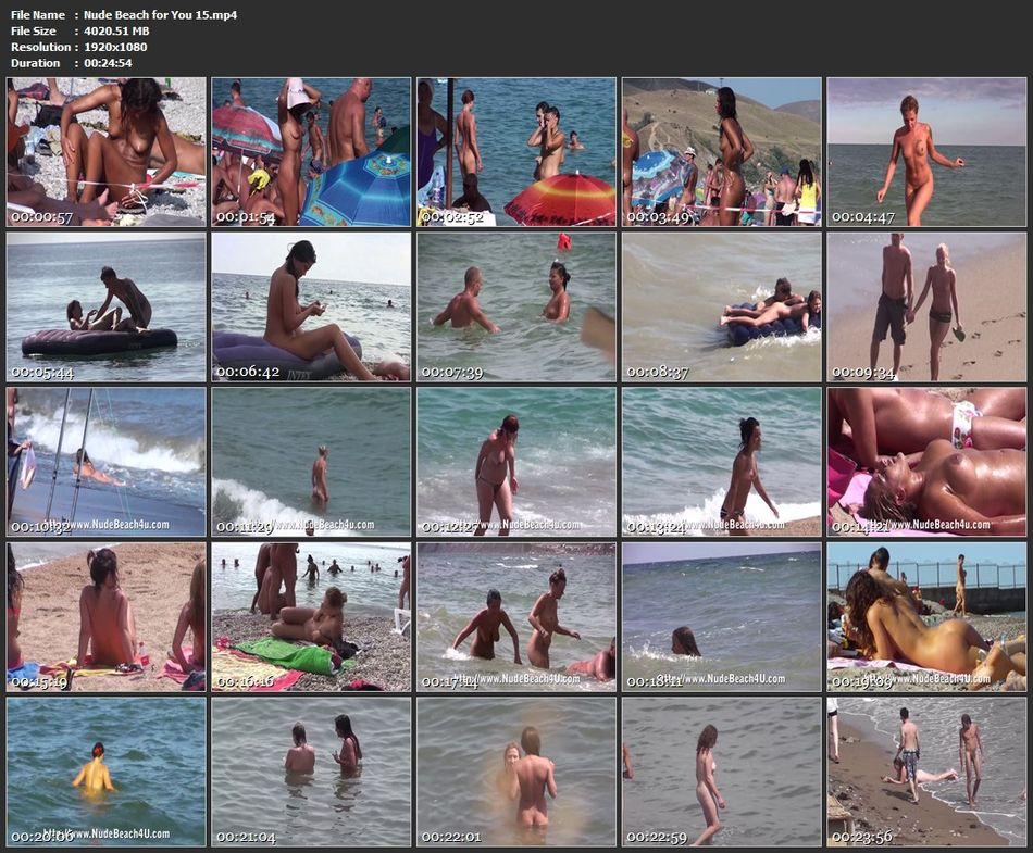 Nude Beach for You 15