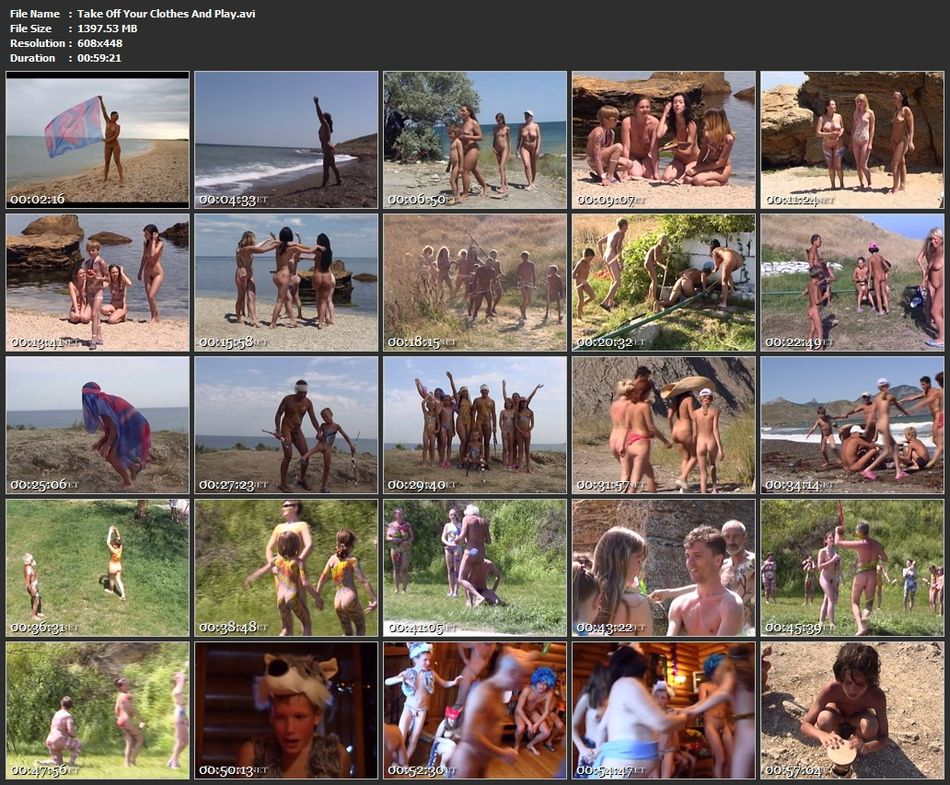 Enature-AWWC-Russianbare - Take Off Your Clothes And Play