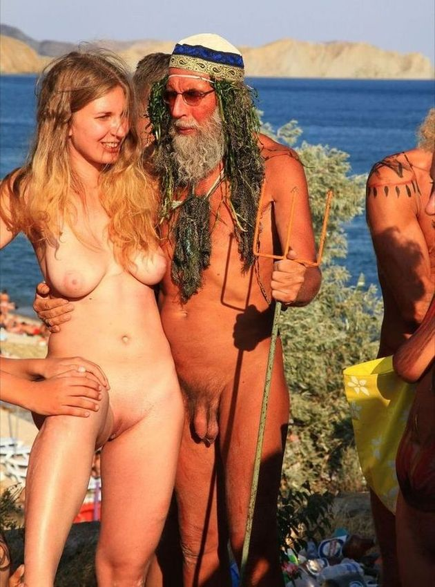 Nude Beach Life of Russian Naturists 6