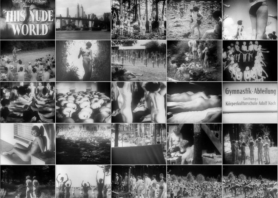 This Nude World 1932
