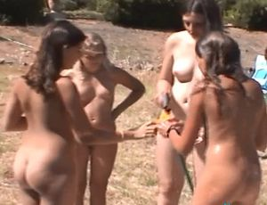 Games by French Nudists