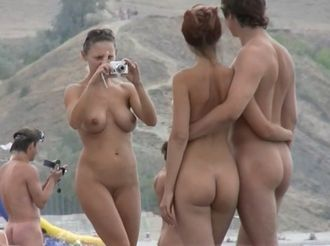 Candid Family Nudism 4