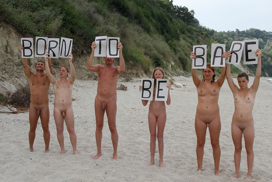 We Are Born To Be Bare